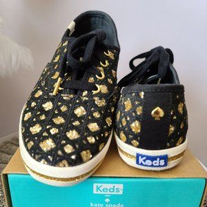 Kate Spade x Keds Champion Glitter Embroidered